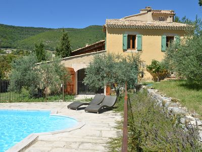 Photo for 5BR Chateau / Country House Vacation Rental in La Rochegiron, Provence-Alpes-Côte d'Azur