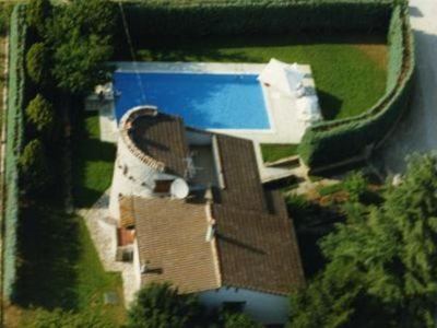 Photo for PROVENCAL VILLA BETWEEN UMBRIA AND TUSCANY WITH PRIVATE POOL AND GARDEN