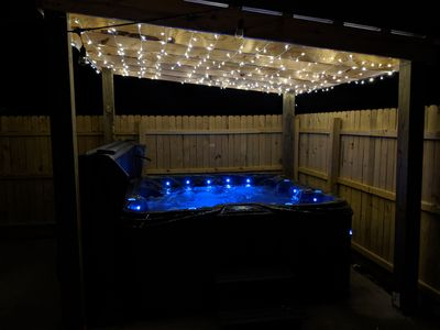 Photo for Hot tub, Lego wall, theater room! 3 bedrooms, 2 bathrooms, near Dollywood!
