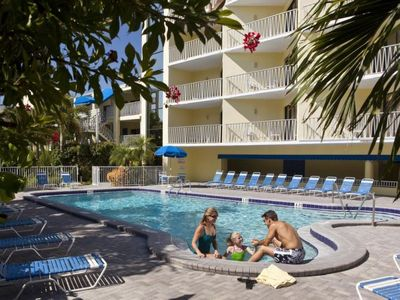 Photo for ST.PETE BEACH GETAWAY, LOVELY STUDIO SUITE! ON THE BEACH, POOL, TENNIS, BBQ