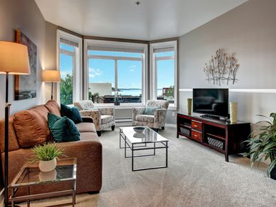 Photo for 1 Bedroom Elliott Bay Oasis MAGNIFICENT CONDO AND LOCATION SALE 6/23-25