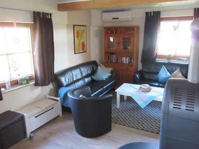 Photo for Charming cottage with lake view for 6 persons - Charming cottage for 6 people with a view to the syllable
