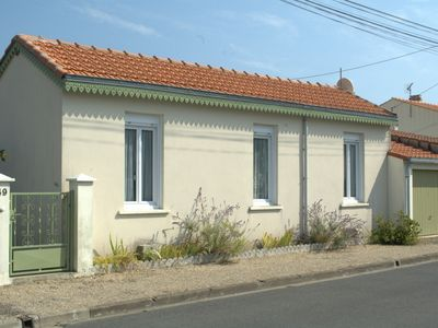 Photo for House CHATELAILLON - 500 m beach - 300 m center - 3 star - pet friendly