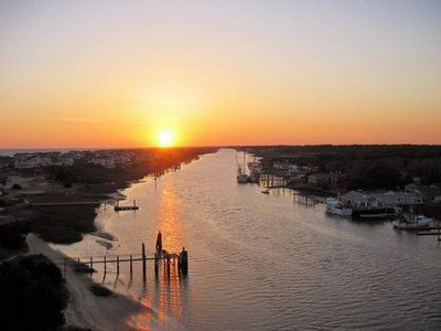 Photo for Great Top Level Condo - Wonderful Ocean Marsh and Waterway Views!