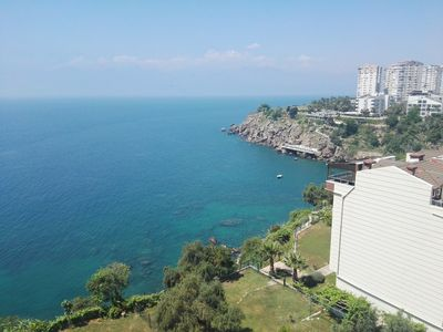 Photo for Incredible sea view dublex in the heart of the city waiting for you.