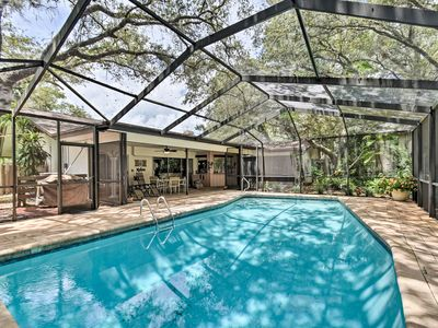 Photo for Prime Indian Rocks House w/ Covered Lanai & Pool!