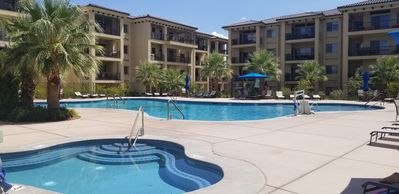 Photo for Estancia Resort!  New beauty in St George with heated pool and pickleball