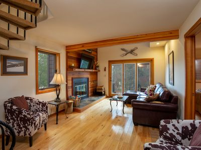 Photo for Easy Access to Ski Areas, Updated Kitchen, Wood-burning Fireplace, Free WIFI