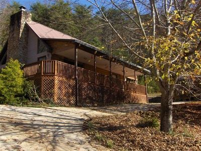 2 BD/1 Bath Blue Ridge Mountains Vacation Rental Home - Evolve Vacation Rentals