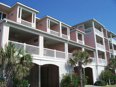 107 Ocean Pointe ~ 3 BR/3 BA Retreat just steps from the sand!