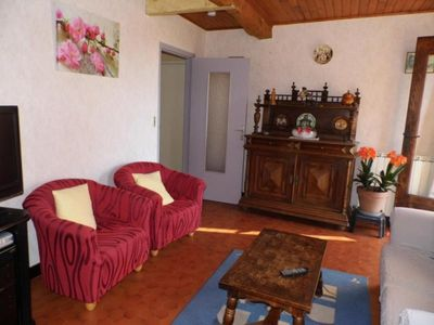 Photo for Gite Poudis, 3 bedrooms, 6 persons