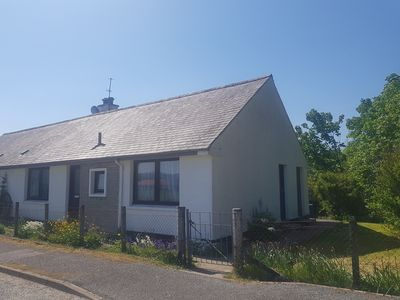 Photo for Newly renovated Bungalow in the  village of Lochcarron,Highlands of Scotland