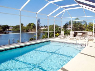 Photo for Vacation home On Water  in Cape Coral, Florida - 6 persons, 3 bedrooms