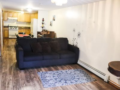 Photo for 2BR Apartment Vacation Rental in Bayonne, New Jersey