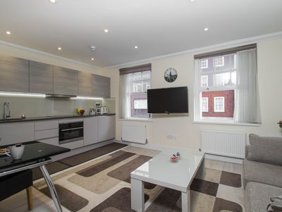 Photo for Central London Apartment for 4