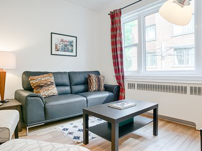 Photo for Charming 3BR in Côte-des-Neiges by Sonder