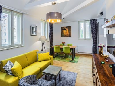 Photo for Beautiful Luxury and Quiet Loft in Central Prague