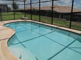 Private pool and wifi in unit