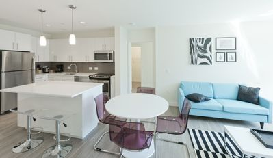 Photo for Sonder | The Continuum | Tranquil 2BR + Gym