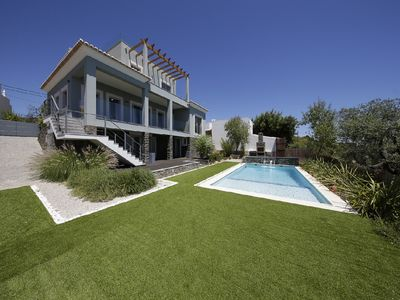 Photo for 3 bedroom villa with private pool