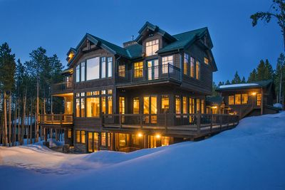 The Timbers Lodge; Breckenridge, Colorado