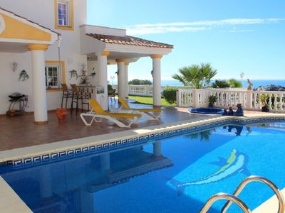 Photo for 28206 - Villa with panoramic sea views - Villa for 10 people in Benalmadena