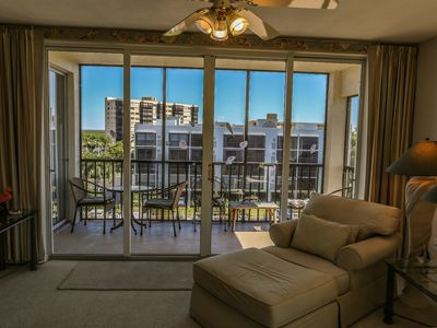 Photo for Beautiful Fourth Floor Corner Unit at Hibiscus Pointe
