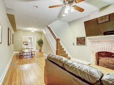 Photo for Gorgeous Home Steps From The Inner Harbor