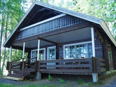 Photo for Vacation home Laitamökki in Kitee - 5 persons, 1 bedrooms