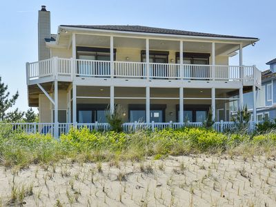 Photo for Ocean Front Beach House - Oct 4 - 11 2019 still available or Book now for 2020