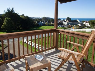 Photo for Mendocino View West - Luxury in the Village