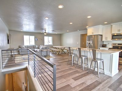 Photo for Luxury Townhome in the private Legacy Beach Resort!   Sleeps 18!