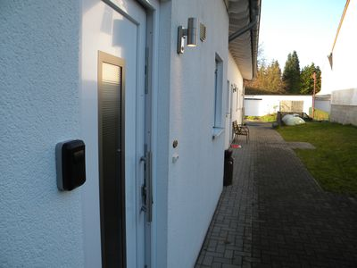 Photo for Guest apartment with sep. Entrance and terrace 30 m2 can also be booked 1 day