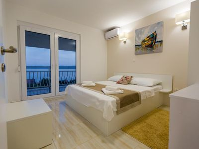 Photo for Studio flat with balcony and sea view Crikvenica (AS-16788-b)