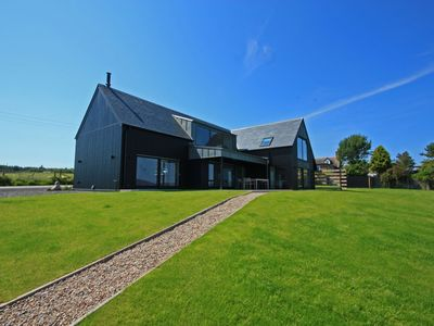 Photo for Spectacular uninterrupted views of Loch Fleet and the countryside from every room