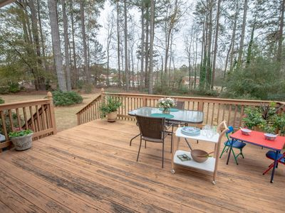 Photo for The Greendream: 1-Acre Family Oasis 25 Minutes from Downtown