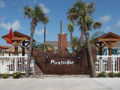 Photo for Cozy, brand new, condo in Pirates Bay! Fabulous lagoon pool!