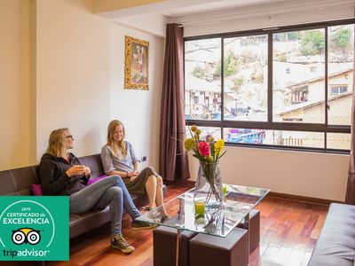 Photo for PRIVATE SUITE APART WITH LOVELY VIEW TO CUSCO