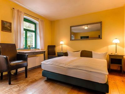 "Photo for Double Room, Shower, Toilet - Hotel Pension ""Rauschenstein"""
