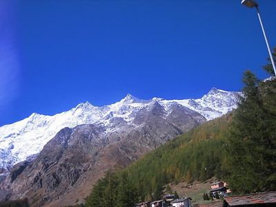 Photo for 2 bedroom Apartment, sleeps 5 in Saas-Fee with WiFi