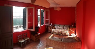 Photo for San Telmo, magic, bright and colourful apartment