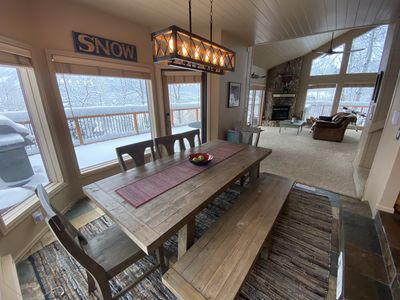 Photo for Incredible Views at the Steamboat Duby Haus
