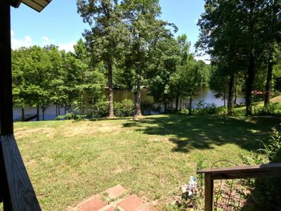 Photo for Bayou Vista*Double Wide*3Bedrooms*2Bath*Large Back Porch*Just Off Highway 6