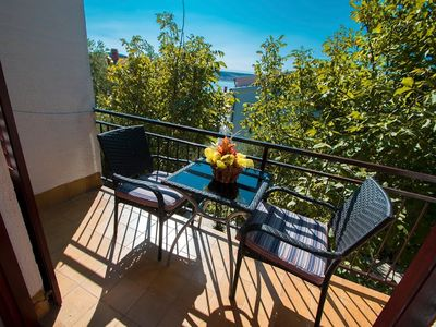 Photo for 1BR Apartment Vacation Rental in Starigrad