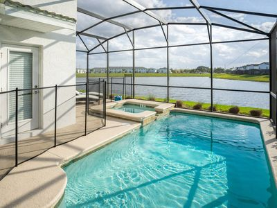 Photo for Home With Private Pool & Spa (With Heater), PS4, BBQ, TV's, Walking Trails