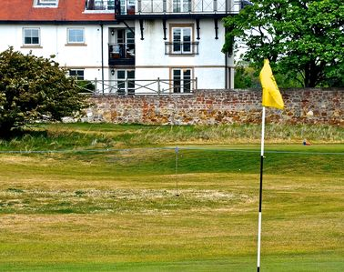 Photo for High Quality Gullane Apartment with Stunning Golf Course Views