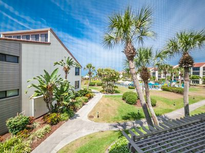 Photo for End Gulf View Unit with Extra Balcony! Great Spot for your next Vacation!