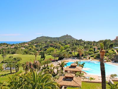 Photo for 2BR Apartment Vacation Rental in Agay, Var