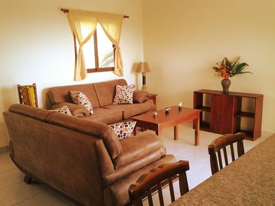 Photo for Full, Furnished Apartment with an Ocean View