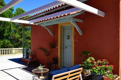 Our 2 bedroom bungalow is waiting for you on the sunny island of Kefalonia!